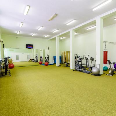 Санаторий Дон Пятигорск Спортивный зал