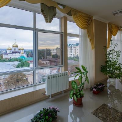 Санаторий Руно Пятигорск - живописный вид