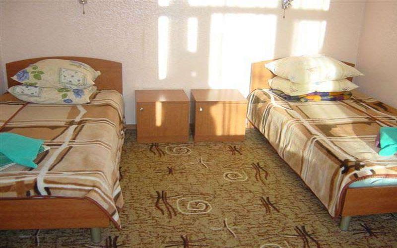 Номер стандарт в санатории Кавказ