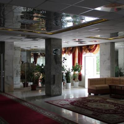 Санаторий Тарханы - холл
