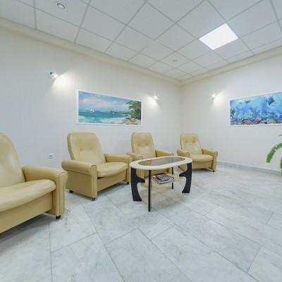 Лечение в санатории им. Павлова холл, лечебный корпус