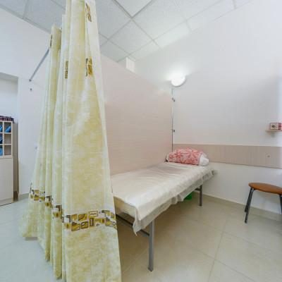 Лечение в санатории им. Павлова процедурный кабинет
