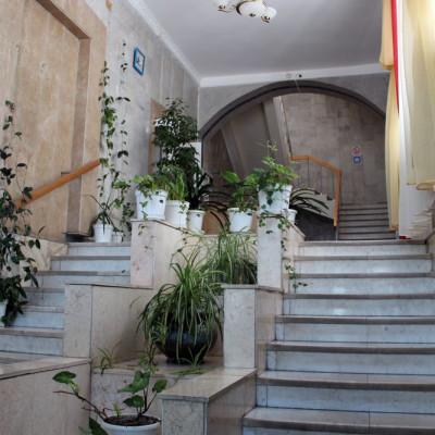 Санаторий Тарханы Пятигорск - лестница