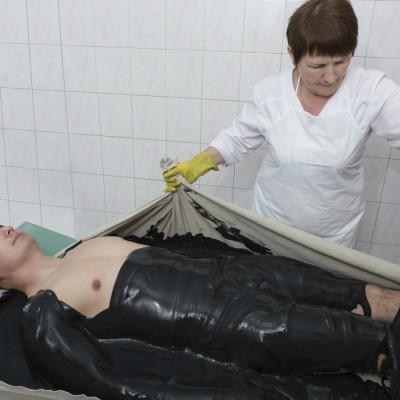 Лечение в санатории Машук Аква-Терм, грязелечение