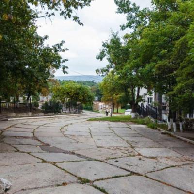 Санаторий Дон Пятигорск Зона для прогулок