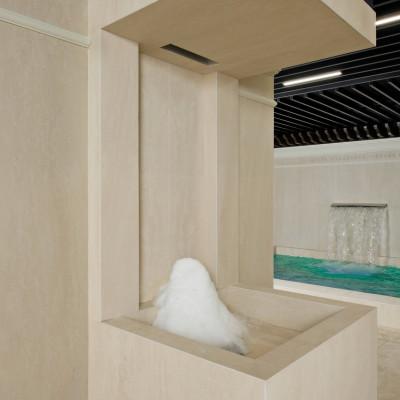 Итальянские Термы в санатории Машук Аква-Терм, бассейн