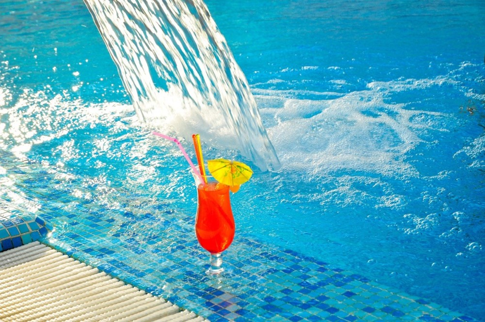 Лечебное плавание пансионат Скала