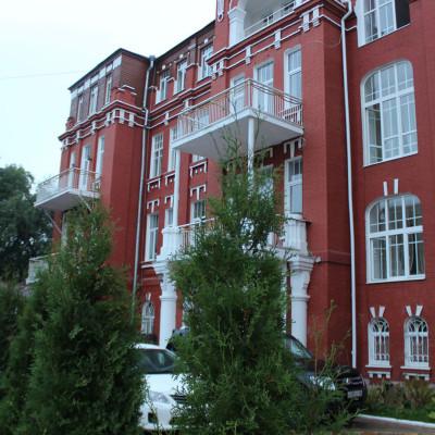 Пансионат Скала главное здание