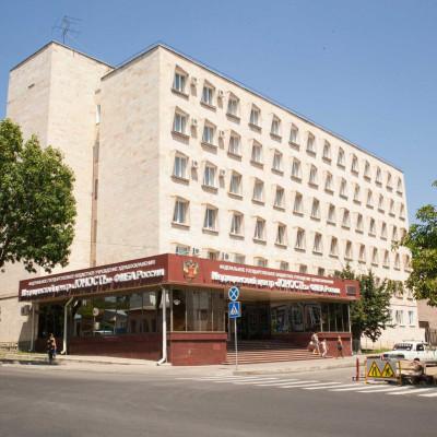 Санаторий Юность Ессентуки - фасад