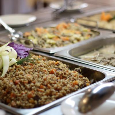 Санаторий Машук Аква-Терм, вторые блюда