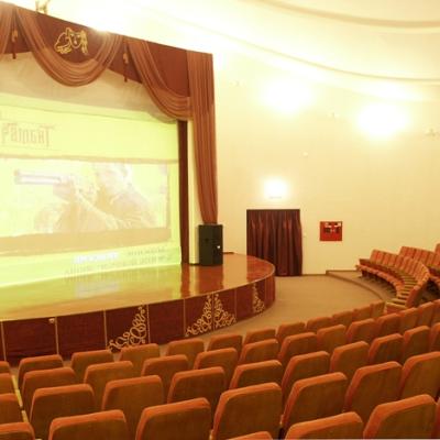 Киноконцертный зал в санатории им. Ломоносова санаторий Им. Ломоносова