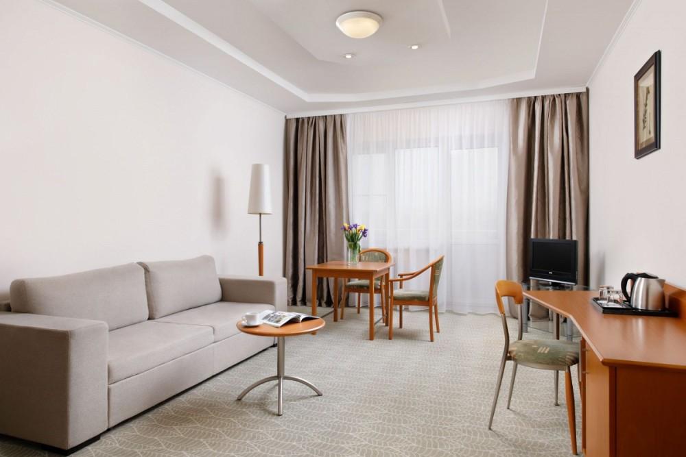 Номер Suite в санатории Машук Аква-Терм