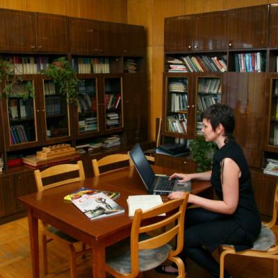 Санаторий Минеральные Воды Железноводск Библиотека