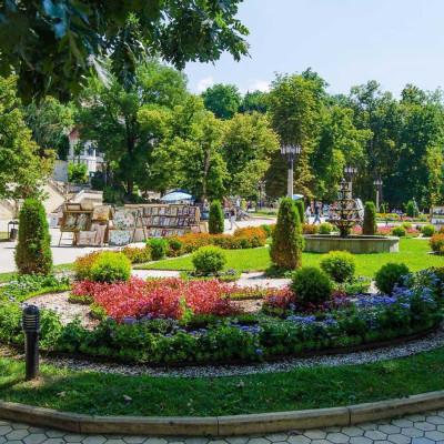 Пансионат Скала городской парк