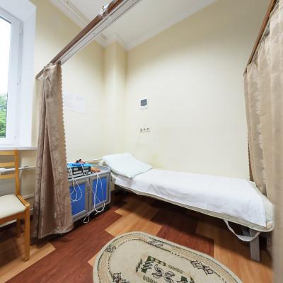 Лечебные процедуры в санатории Кавказ Кисловодск