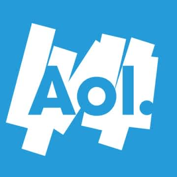 Logo for AOL