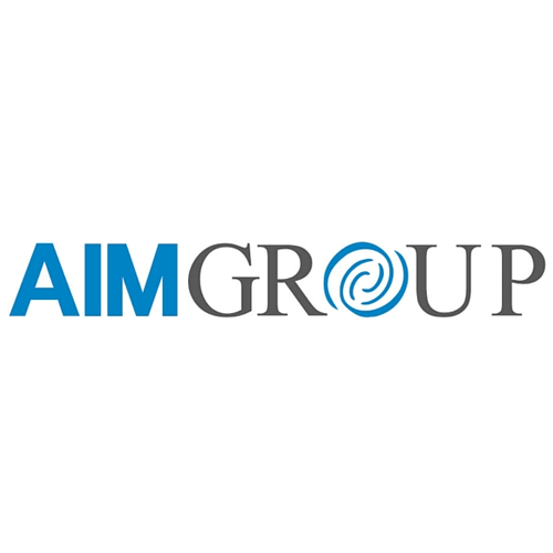 Logo for AIM Group