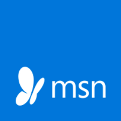 Logo for MSN