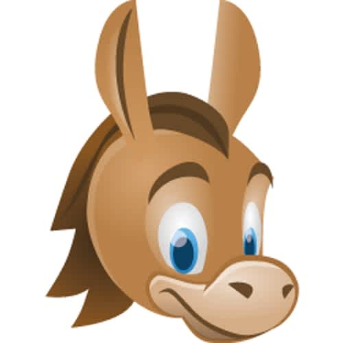 Logo for creditDonkey