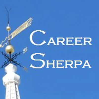 Logo for Career Sherpa