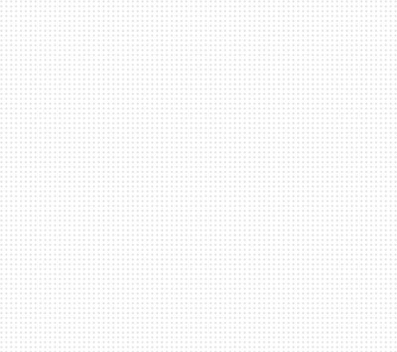 Shadow pattern made up of repeating dots
