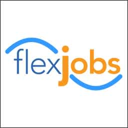 Logo for FlexJobs