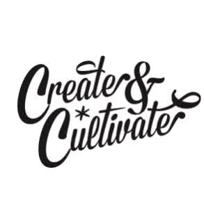 Logo for Create & Cultivate