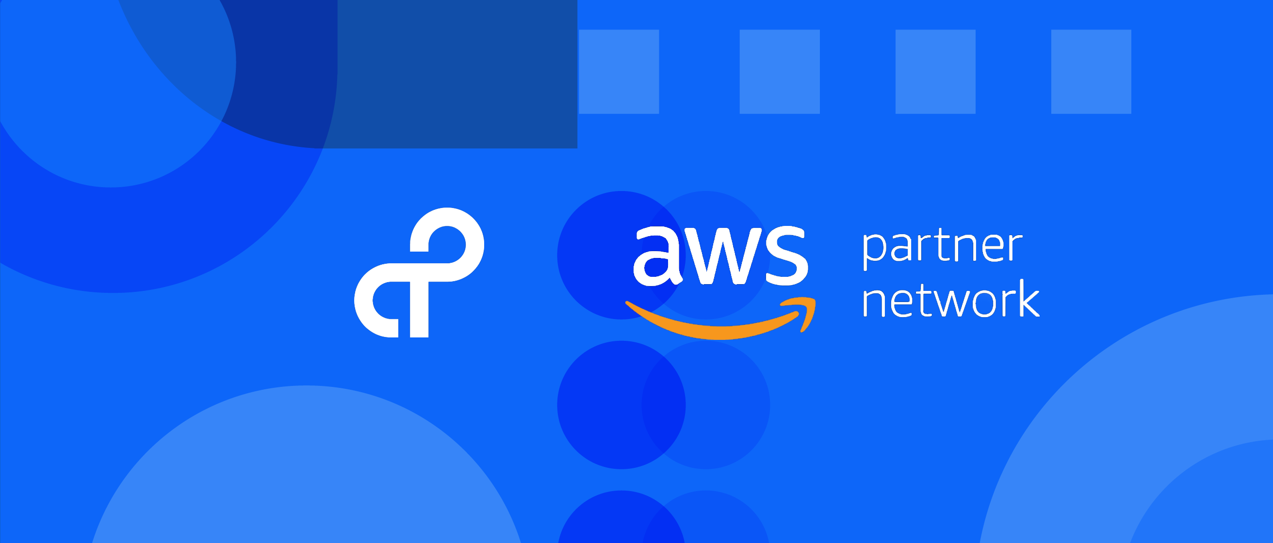 AWS Select Technology Partner - White