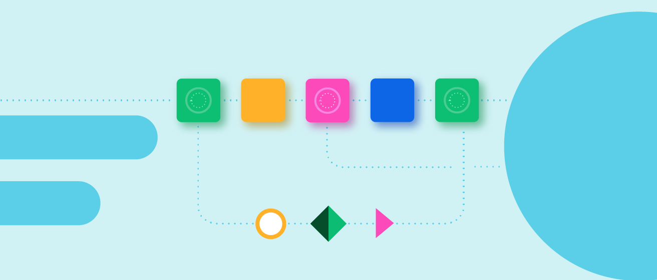 announcing-sharing-workflows blog post cover image