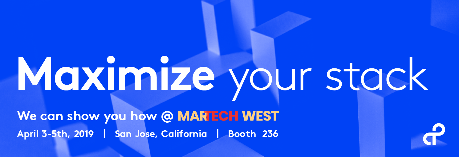 The top 3 takeaways from MarTech West 2019 are challenges in data, alignment, and ROI.