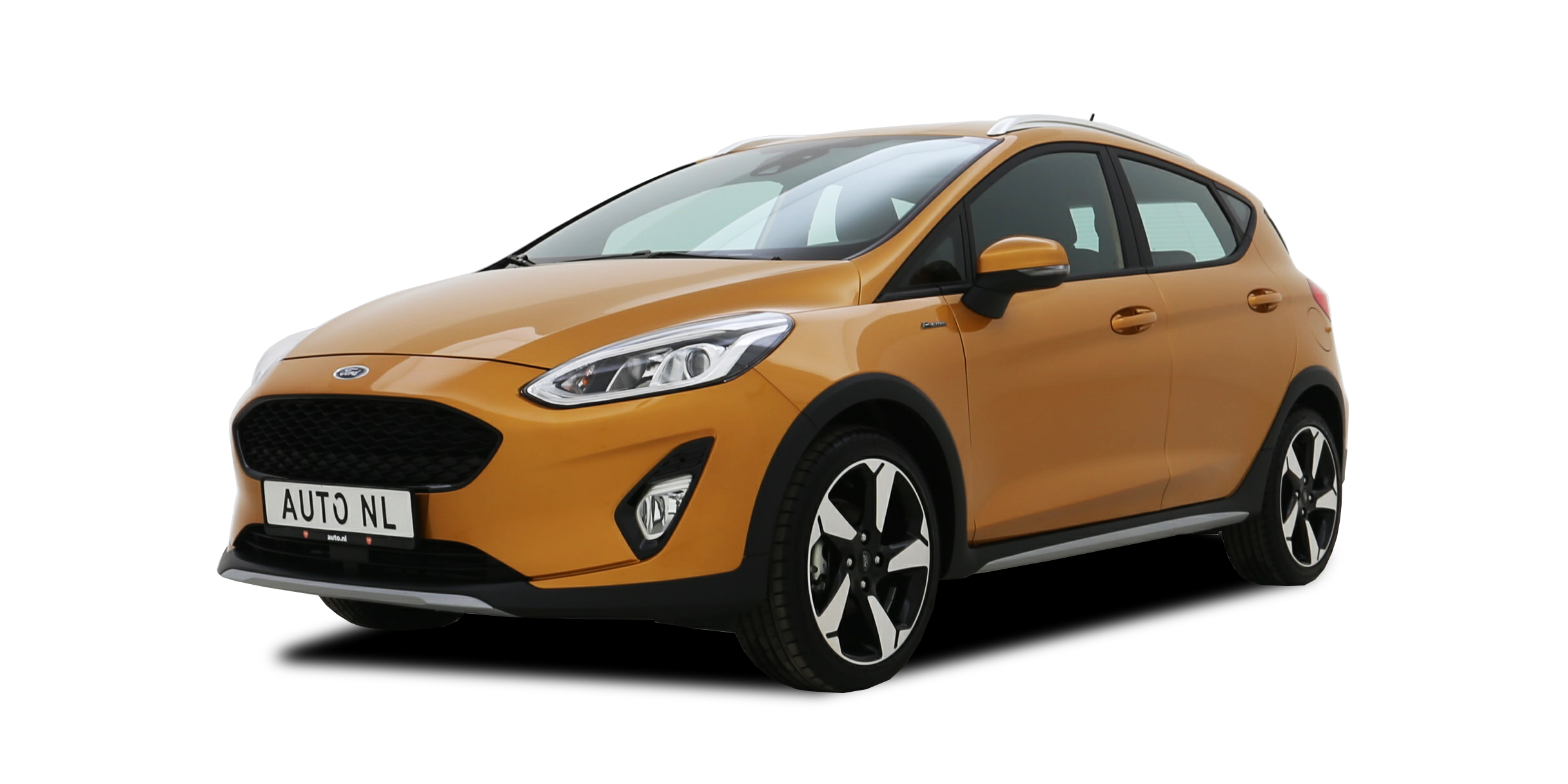 Ford Fiesta Active private lease actie