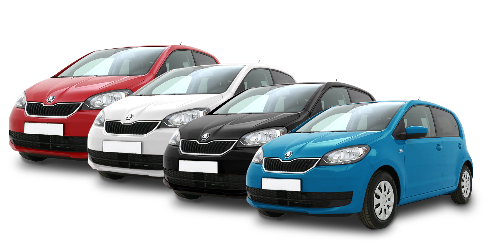 Skoda Citigo private lease actie