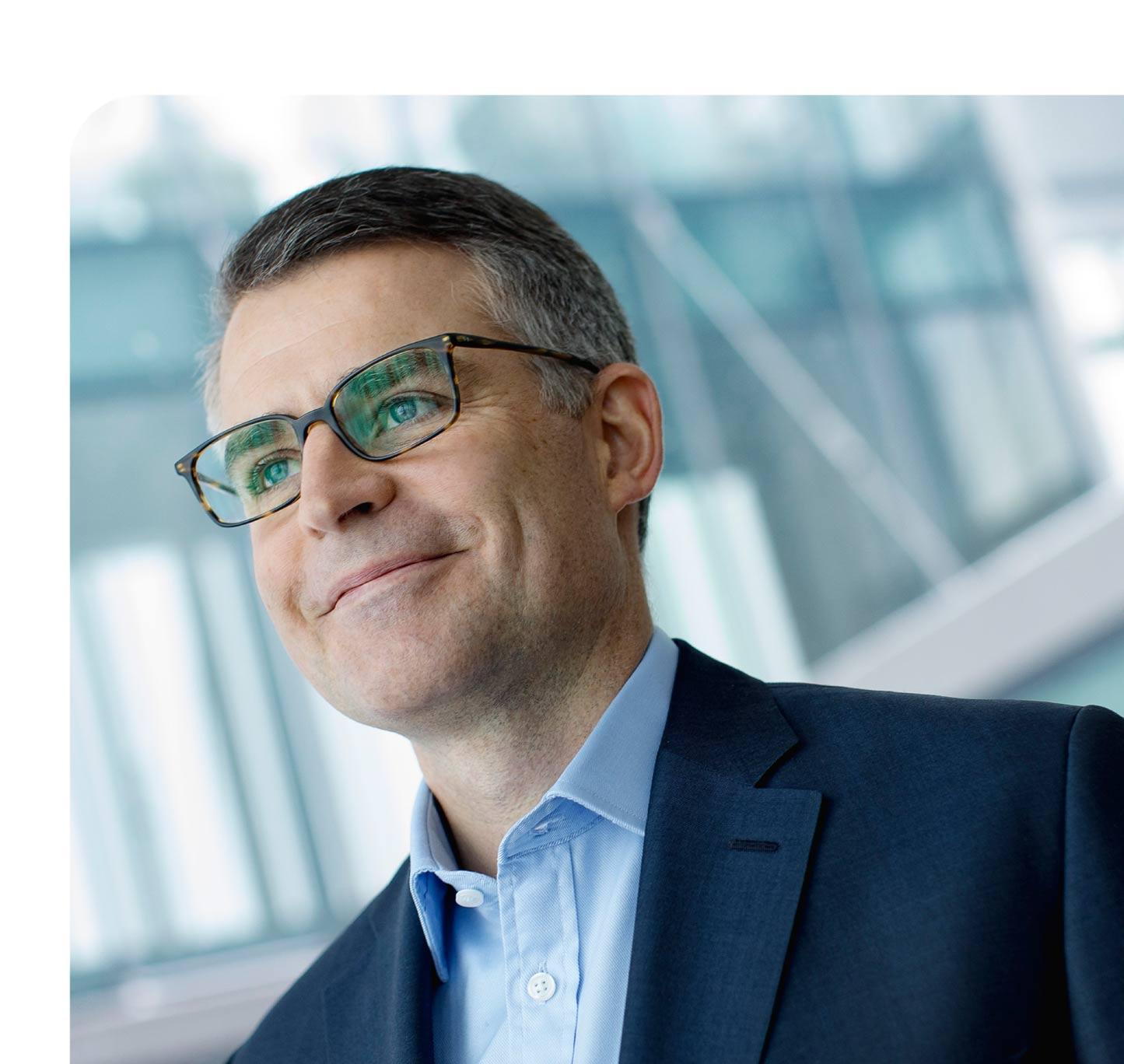Henrik Ehrnrooth, President and CEO of KONE
