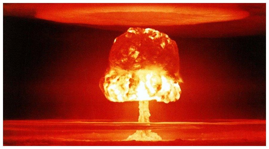 Atomowy grzyb