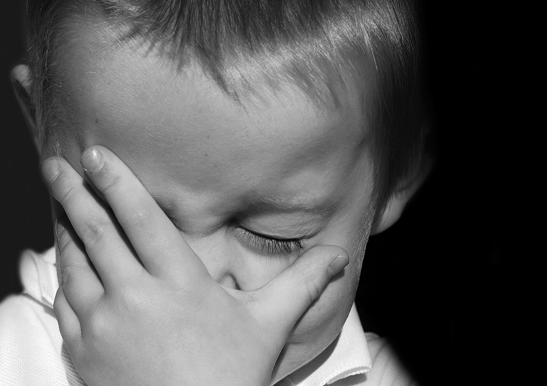Zdjęcie ilustracyjne: płaczące dziecko