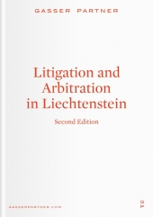 Litigation and Arbitration in Liechtenstein, Second Edition