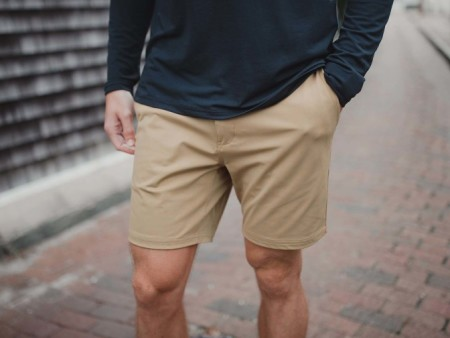 Everyday Shorts with Stretch