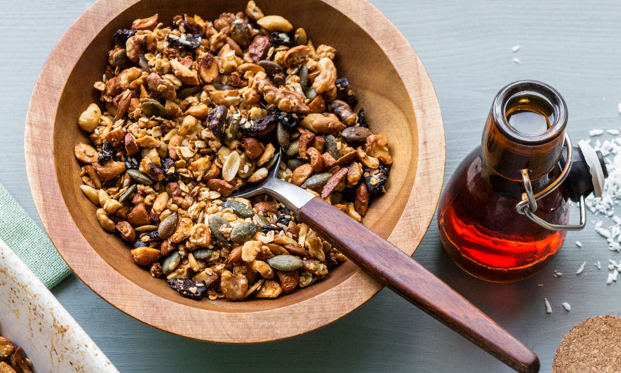 Toasted Sunflower Seed Muesli