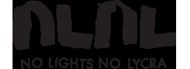 no lights no lycra logo