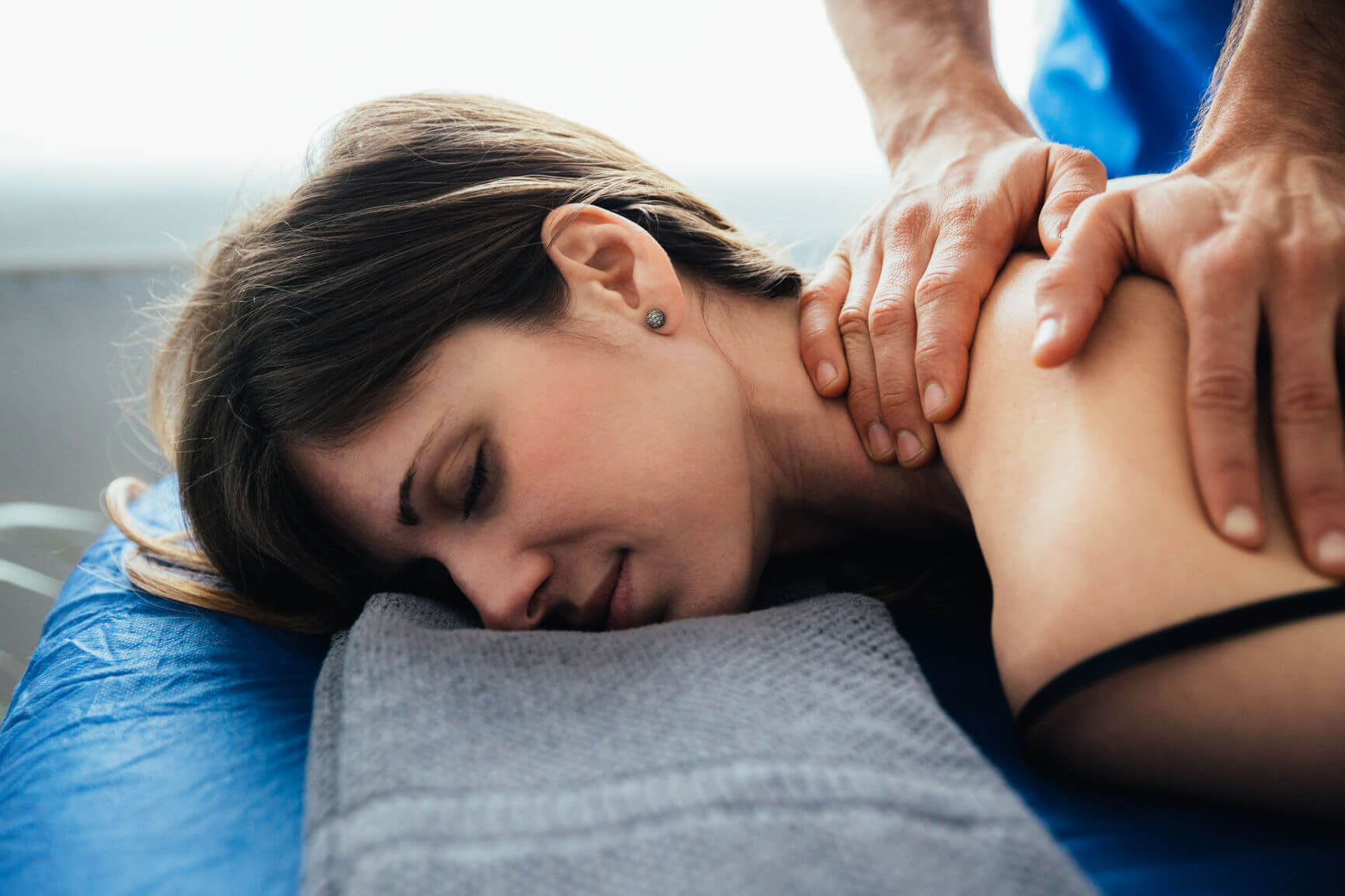 Natural therapies include acupuncture, chinese medicine and remedial massage