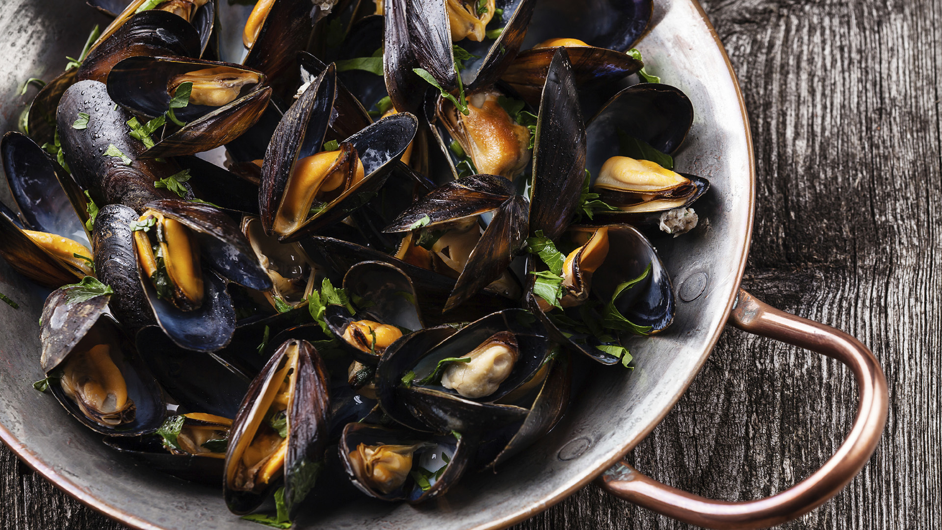 Why we should eat more mussels | Live