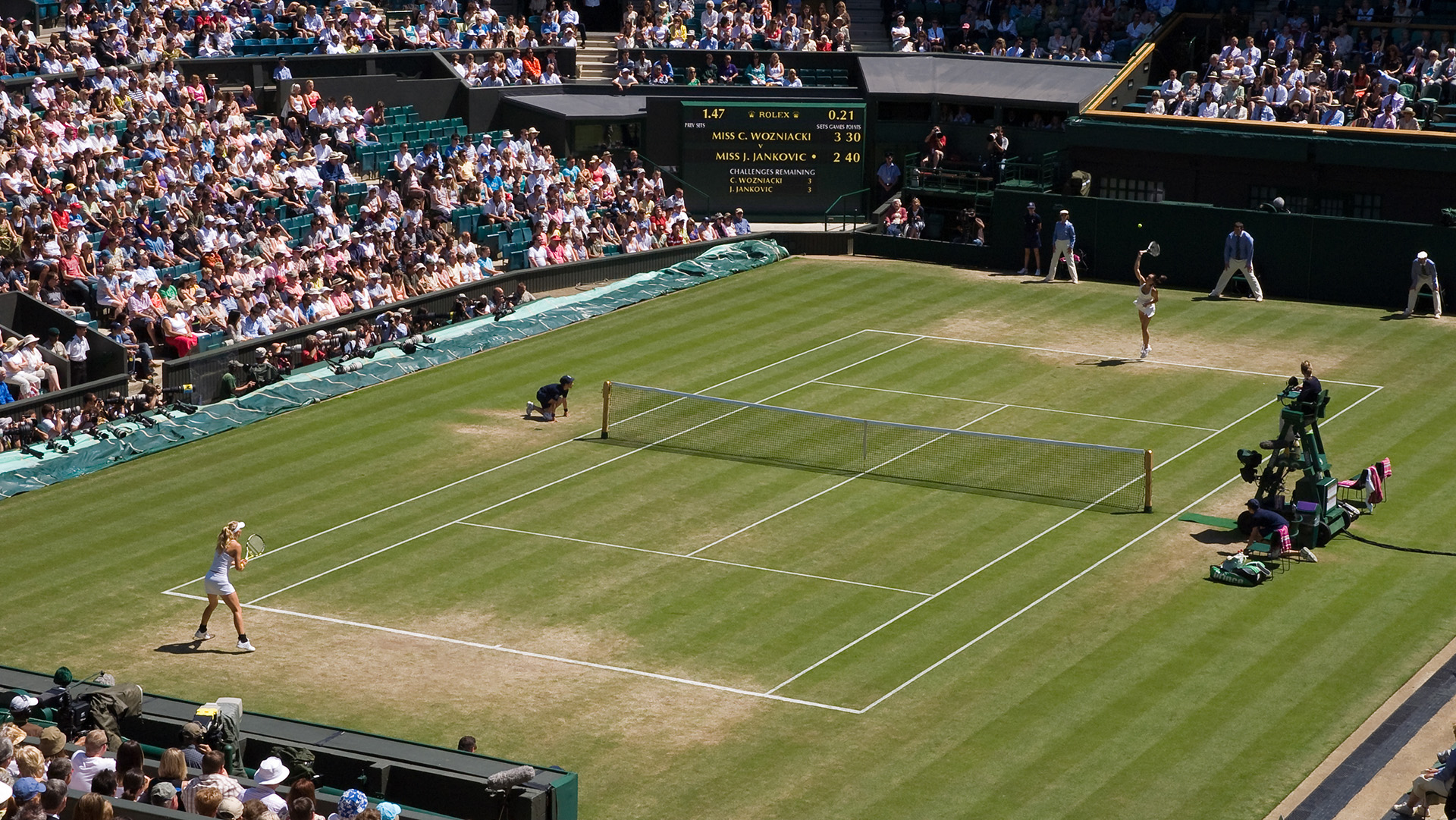 Match on Centre Court #2