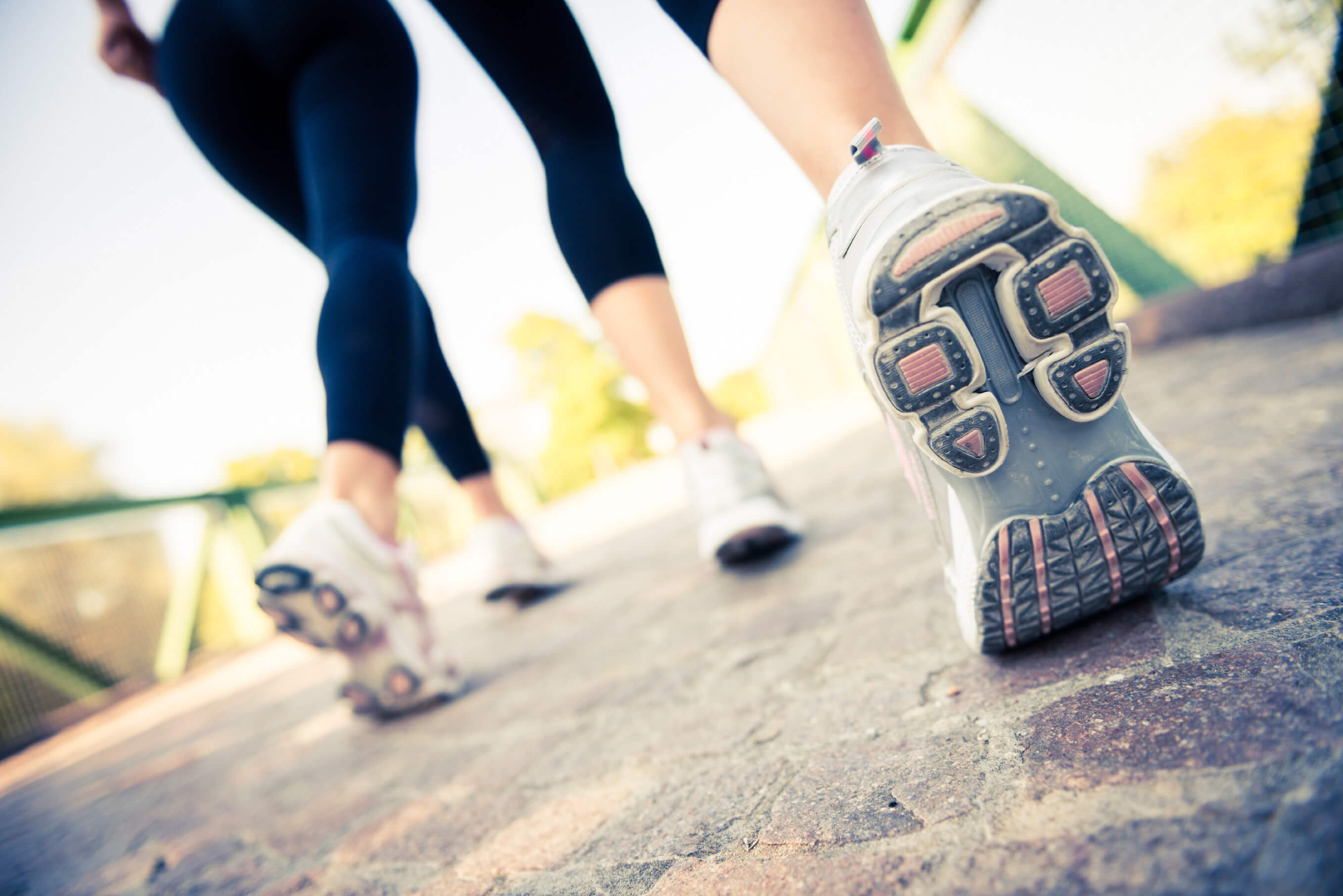 Why you should walk 10,000 steps a day
