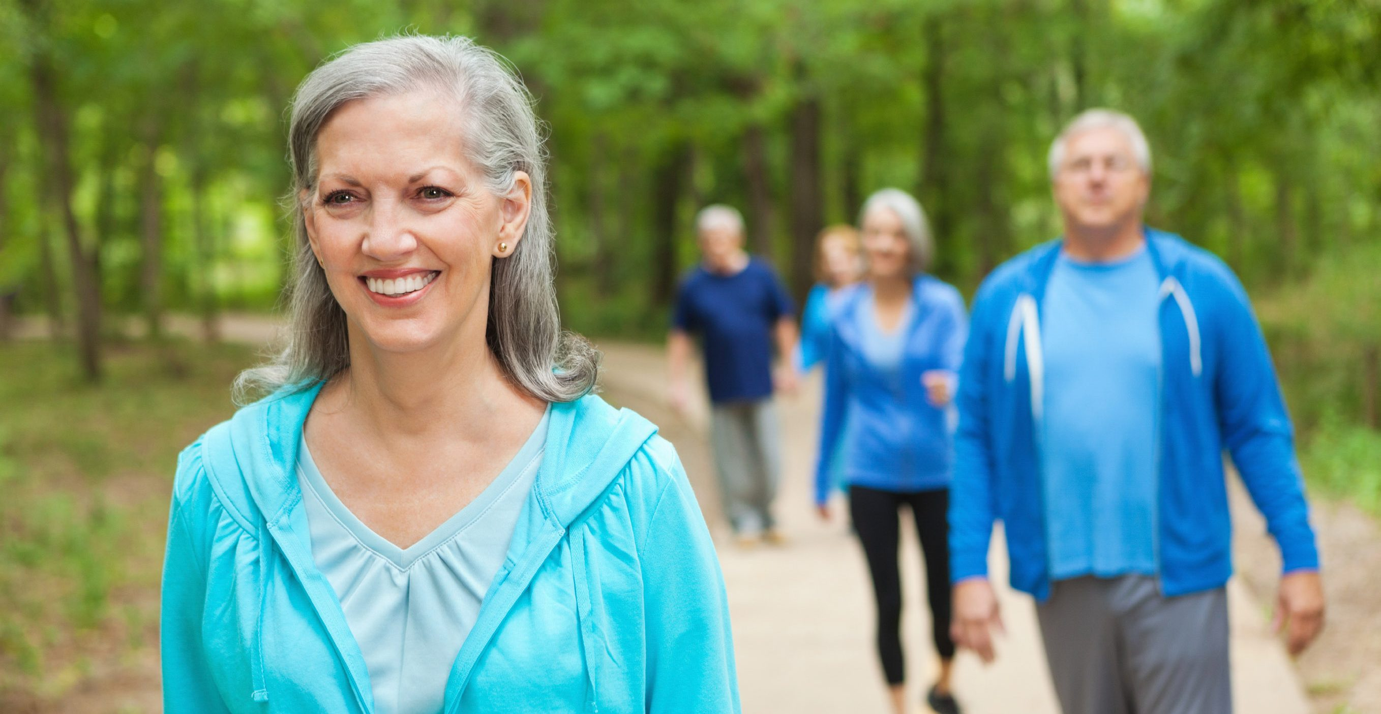 Walking groups for better health