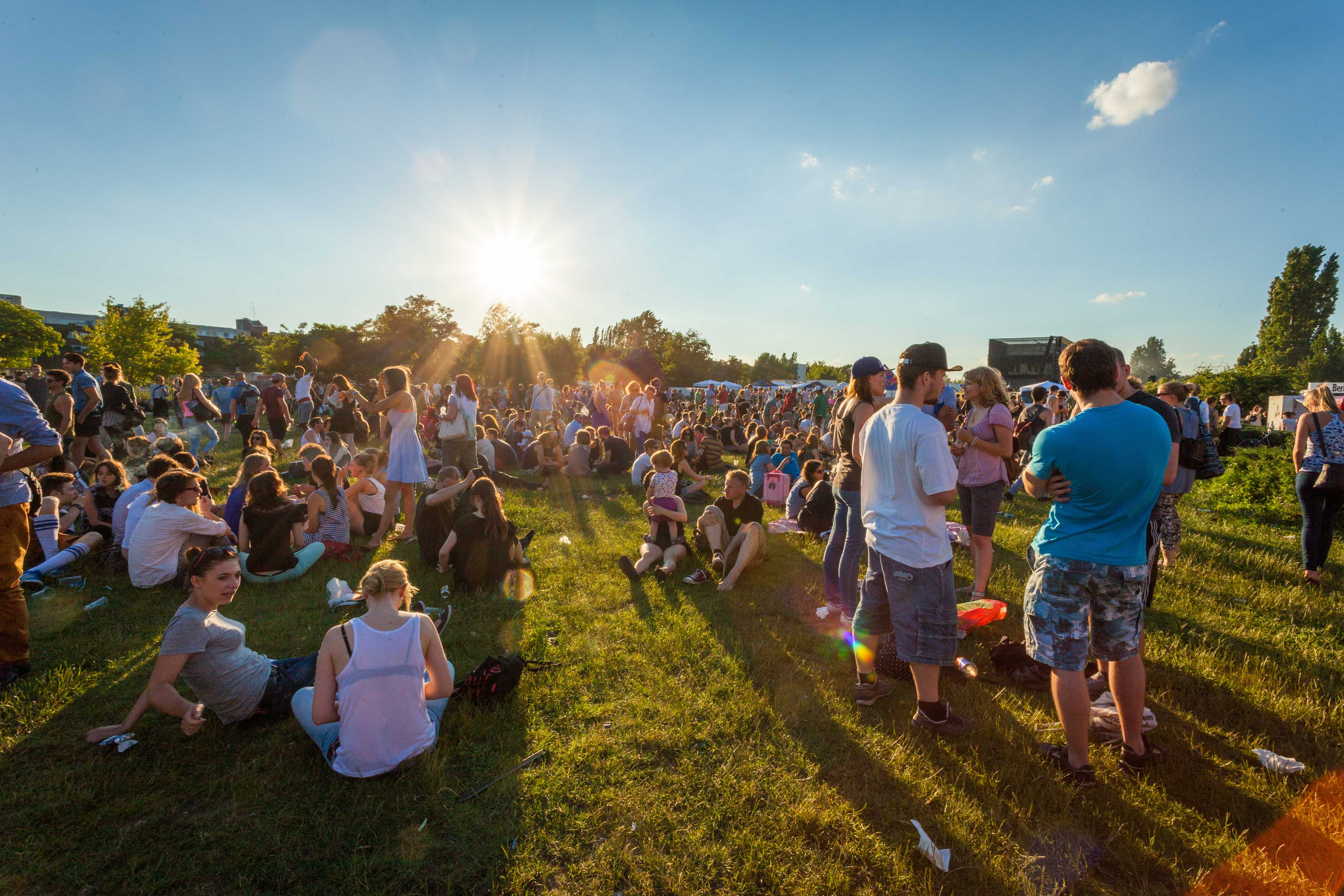 Summer festival survival guide