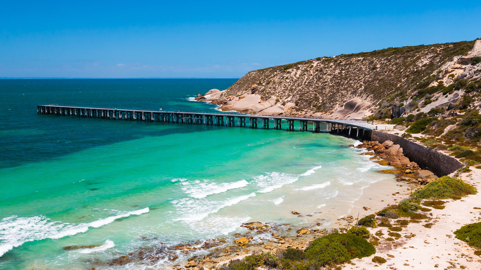 Stenhouse Bay, Innes National Park, Yorke Peninsula, South Australia
