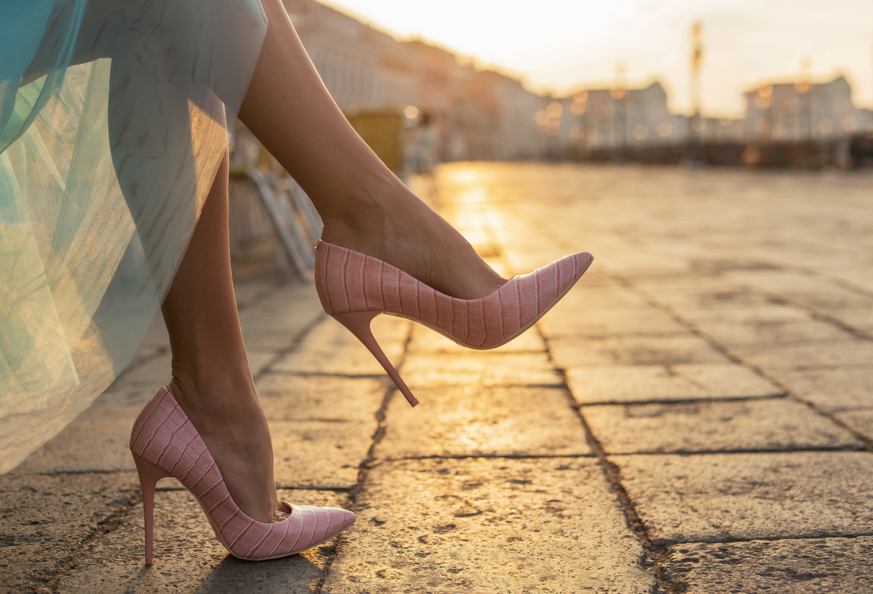 b160d45fee3 The secret to making high heels more comfortable   Live Better