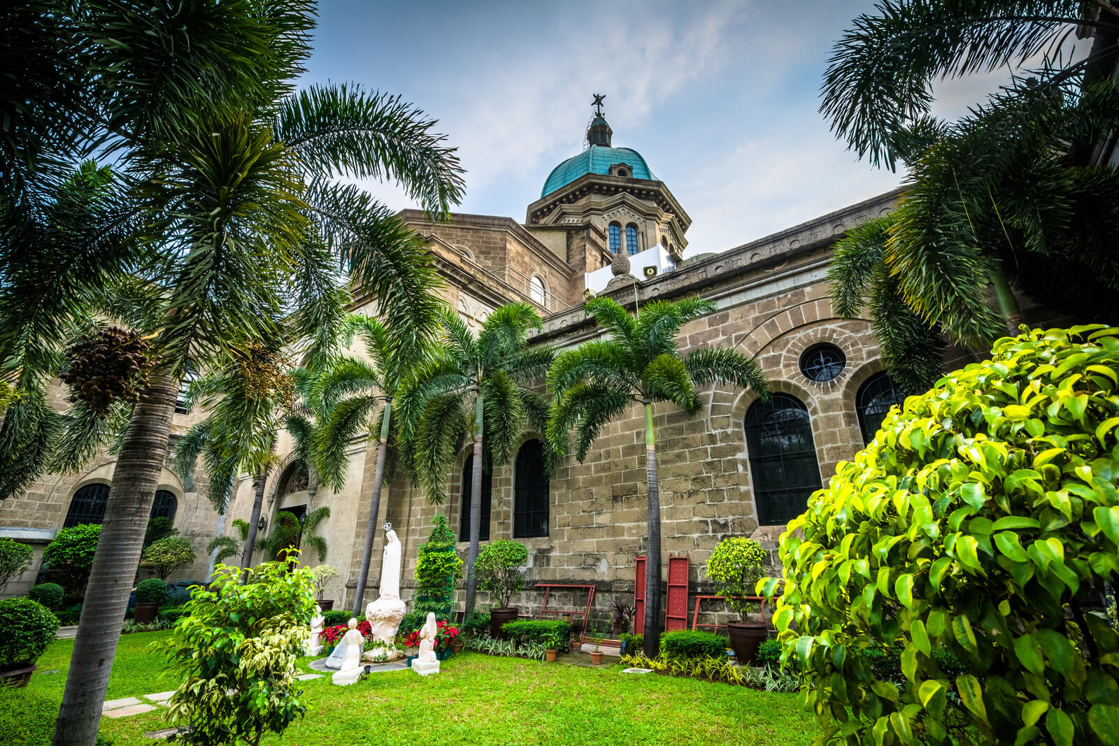 Inside Intramuros the walled city of Manila, copyright appalachianviews