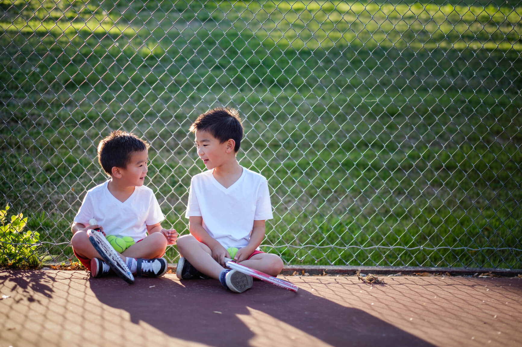 The benefits of getting kids involved in sports early on