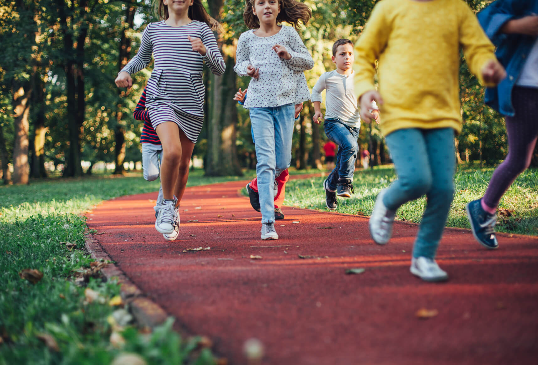 Keeping kids active for better mental health